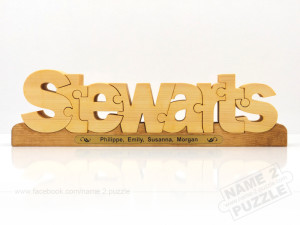 Handmade wooden gifts