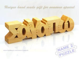 Personal name puzzles