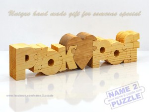 Two name puzzles