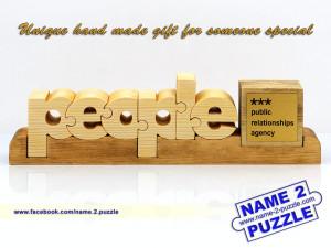 Company name puzzles