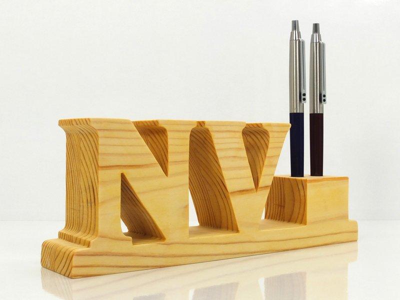 Wooden Pen Holders Unique 3d Name Puzzles Best